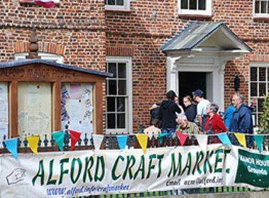 Alford Craft Market & Windmill