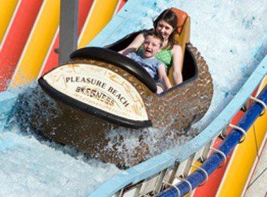 Bottons Amusement park in Skegness