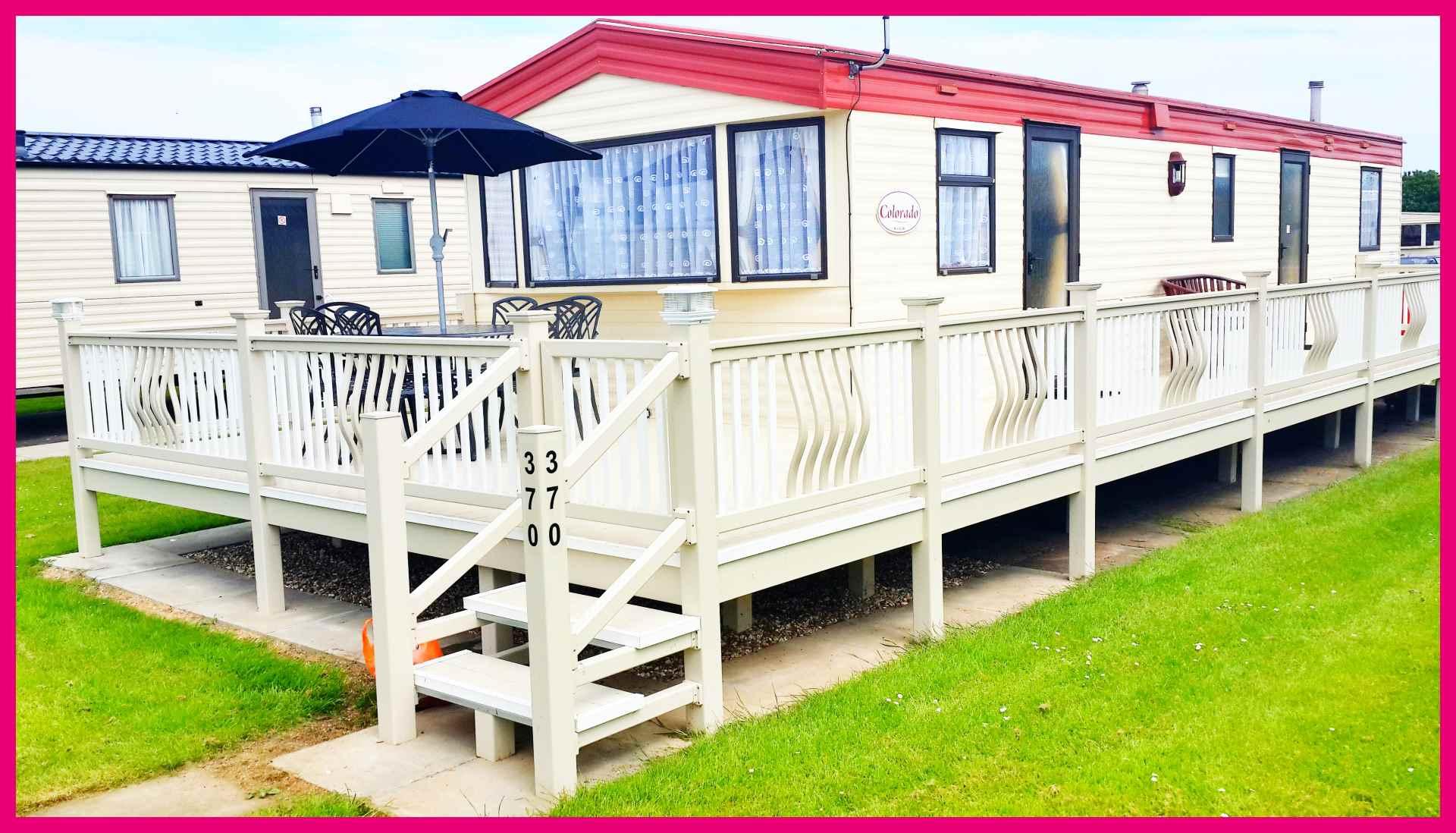 Caravan 370 veranda