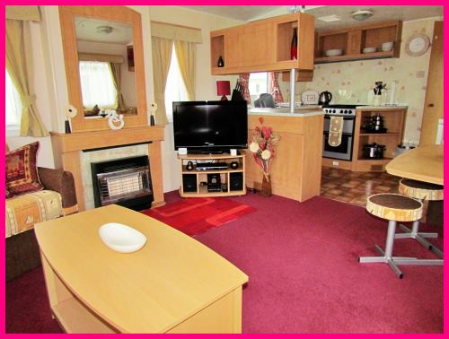 Skegness Caravan 299 - Atlas Mirage - Large 2 Bedroom - inside